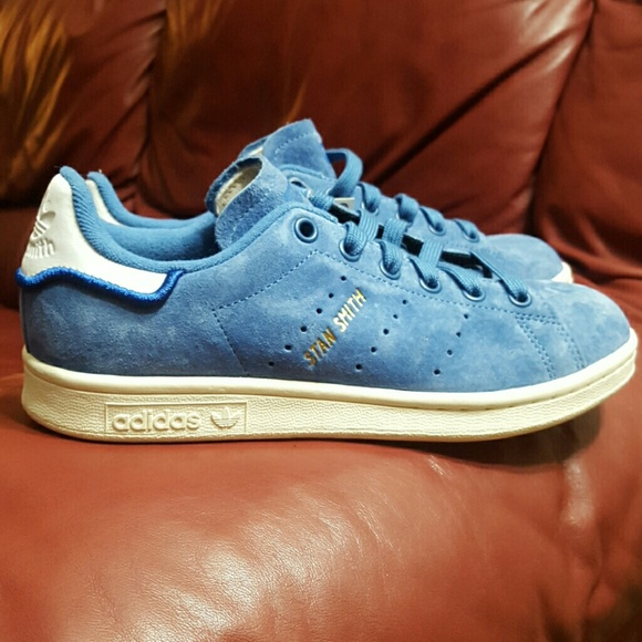 plus récent 2a7c2 f7e9d NWT ADIDAS STAN SMITH SUEDE SHOES NWT